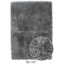 lantern shaggy area rug