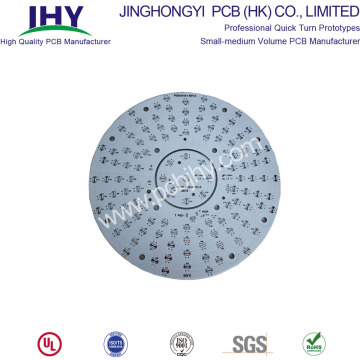 1 laag LED PCB rond