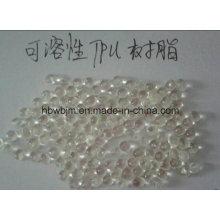 Resina de TPU / grânulos de poliuretano termoplásticos / grânulos de TPU