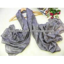 удивительные 100 индийский шелковый шарф