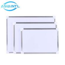 Customized whiteboard aluminum profile framework/frame  with whiteboard stand