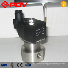 high pressure female thread connection solenoid valve