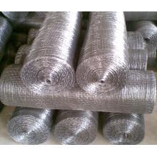 Fabricant en fil métallique carré chaud galvanisé chaud