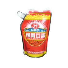 Tomato Sauce Bag/Spout Sauce Packaging/Soybean Sauce Bag