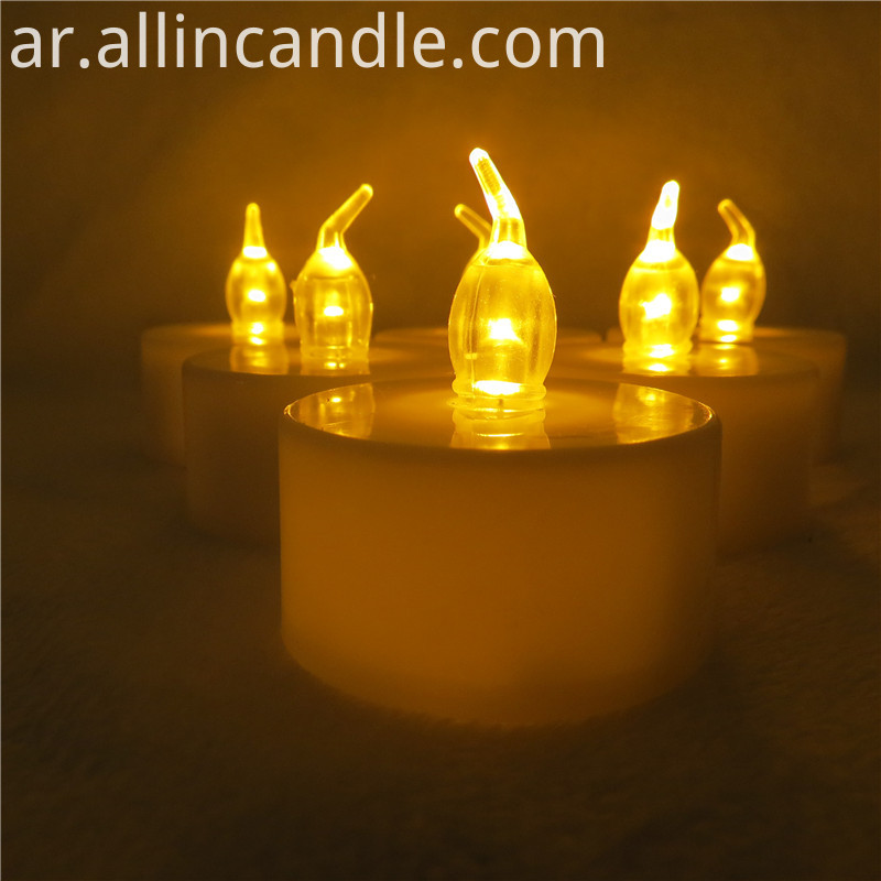 Led Tealight Candle