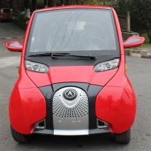 E-Auto mit High Mobilze