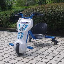 Fábrica de venda 100W Trike Drift Electric Pocket Bike Mini Kids Car 3 Rodas Motocicletas (JY-ES002)