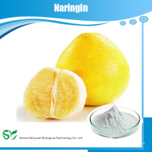 Polvo de extracto de naringina 100% de alta pureza, 98% de naringina PE