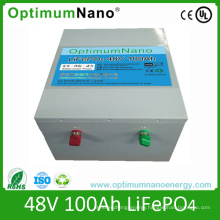 Wholesale Screw Connected 48V 100ah LiFePO4 Battery for Forklift
