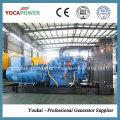 4-тактный двигатель генератора Mtu 600кВт / 750кВА Дизельный генератор мощности