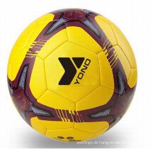 Großhandelsfußballeinrichtungs-Innenfußball durch Fußballfabrik