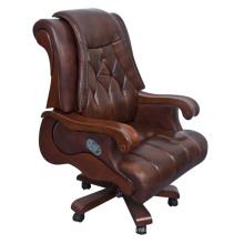 Cadeira de escritório executivo com encosto alto e conforto Eco-Fridendly