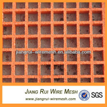 38mm x 38mm x 38mm fiberglass grating for sale