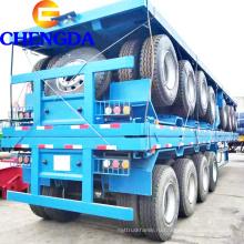 3-х осный 40-тонный полуприцеп-контейнеровоз
