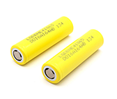 surefire flashlight battery 18650 Battery LG HE4 2500mAh
