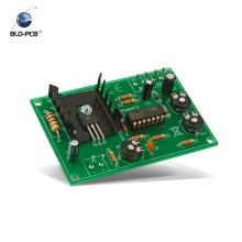 O serviço do OEM montou o PWB da placa de circuito eletrônico