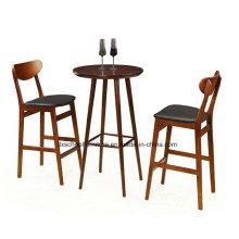 Table de bar et chaise haute pour bar