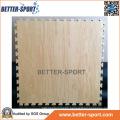 Wood Pattern EVA Floor Mat, EVA Puzzle Mat in Wood Grain Color