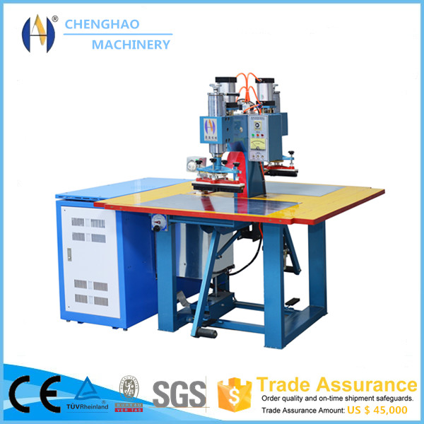 5KW Double Head High Frequency Welding Machine