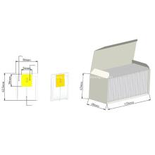 Máquina de embalagem de saquinhos de chá de alta velocidade