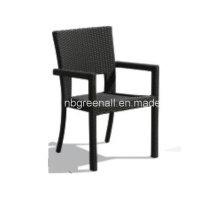 Wicker Pátio Outdoor Rattan Móveis Cadeira de jardim