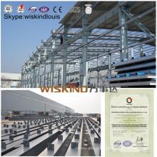 Edificio prefabricado barato de la estructura de acero