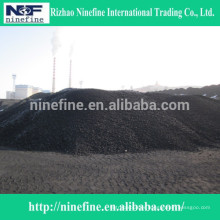 The China Fule Grade High Sulfur Raw Petroleum Coke