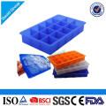 Bandeja de gelo durável por atacado do silicone do produto comestível
