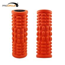 Rolo do músculo da espuma de EVA da aptidão do abrandamento da coluna de Pilates da ioga