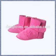 Розовая детская обувь