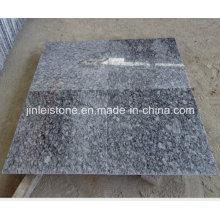 Polished Spray White Granite for Stair or Floor Tile