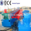 Shanghai Allstar Standard Durable highway guardrail/traffic barrier hydraulic roll forming machine