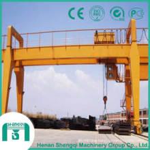 Double Beam Gantry Crane with Big Capacity