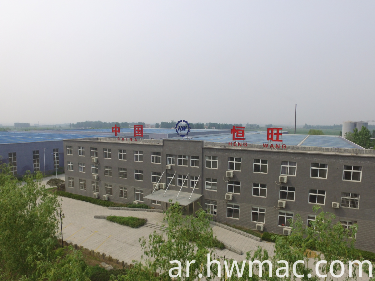 Our factory for excavator