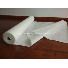 Industril Flooring covering Mats During Building Work