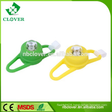 Promotion gift silicone mini led bike front light