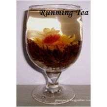 Chá Preto Material Hand Craft Blooming Tea