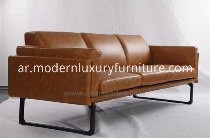 Modorn Genuine Leather three seaters sofa