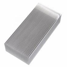 Dissipador de calor de usinagem de alumínio Cnc de alta qualidade