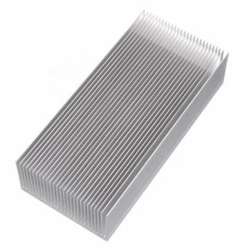Высококачественный алюминиевый радиатор с ЧПУ