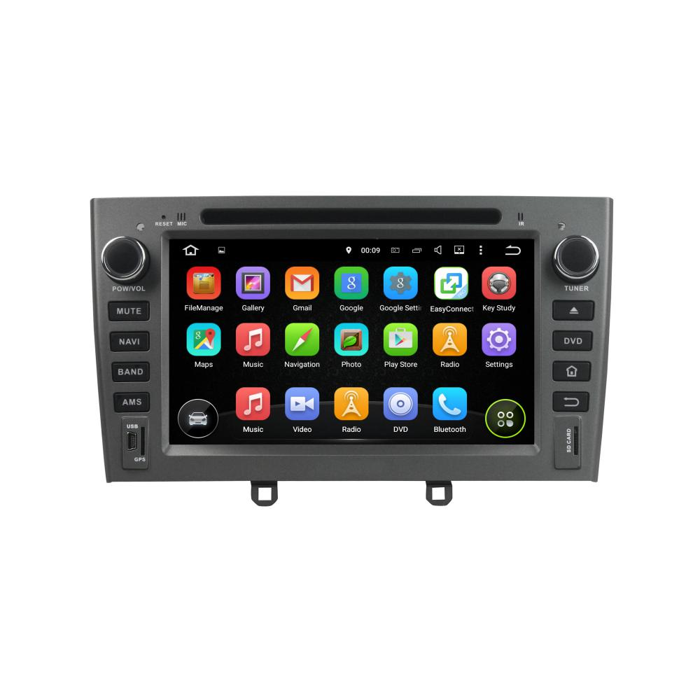 Android car navagition system for PG408 2007-2010