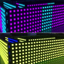 rgb led dot matrix panel