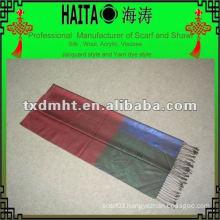 shawl-Textured silk