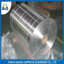 Material de construcción de la tira de la bobina del rollo de la hoja de aluminio