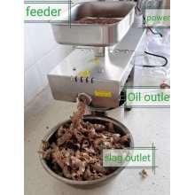 Mini Erdnussölherstellungsmaschine Schraube Ölpresse