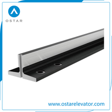 Elevator Parts, T70, T75, T89 Machined Guide Rail, Elevator Rail (OS21)
