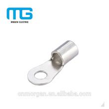 Serie RNB Terminales de anillo sin soldadura sin aislamiento con un solo orificio, AWG22-16, certificado CE
