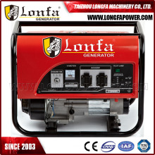 Gx200 6.5HP Electric Start Portable Honda Generator Gasolina 2500