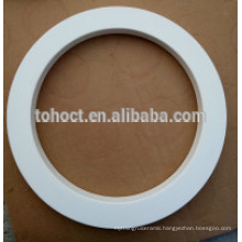 Alumina Ceramic,Alumina ceramic Material and Industrial Ceramic Application alumina ceramic seal ring