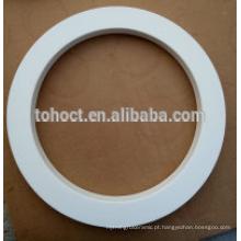Cerâmica de Alumina, Alumina Material Cerâmico e Cerâmica Industrial Aplicação anel de vedação de cerâmica de alumina